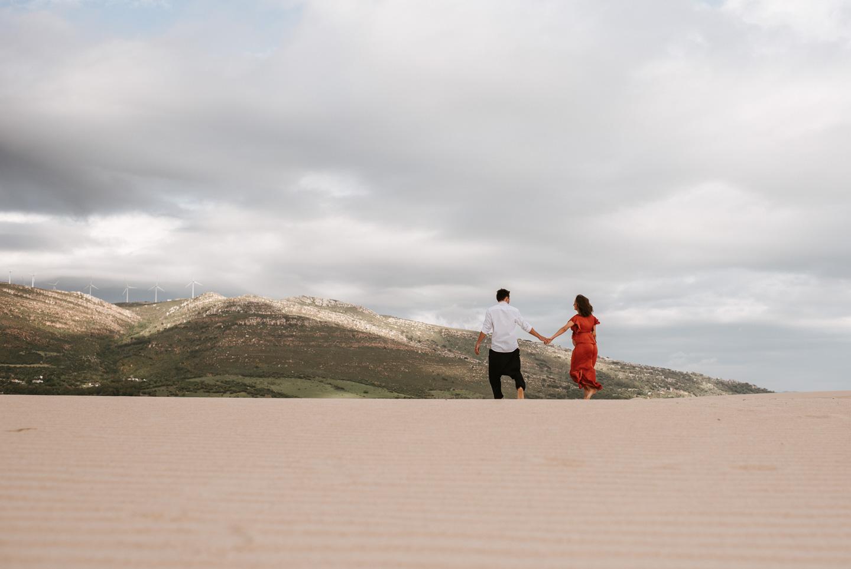 Fotógrafo de boda en Tarifa, Alberto Casacruz